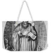 Confucius (c551-479 B.c.) Weekender Tote Bag