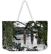 Congaree River Glimpse Weekender Tote Bag