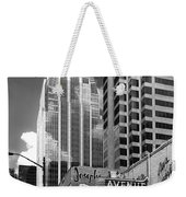 Congress Avenue Vista Weekender Tote Bag