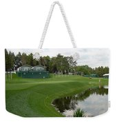 Congressional Blue Course - Sweet Par 3 10th Weekender Tote Bag