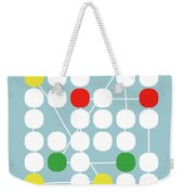 Connected Abstract 2 Weekender Tote Bag