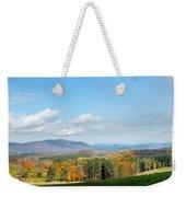 Connecticut Scenic Vista Weekender Tote Bag
