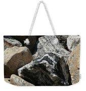 Connecticut Stones Weekender Tote Bag