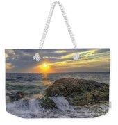 Connecticut Sunset Weekender Tote Bag