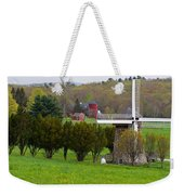 Connecticut Windmill. Weekender Tote Bag