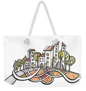 Connections Weekender Tote Bag