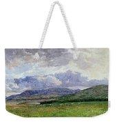 Connemara Mountains Weekender Tote Bag