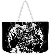 Conqueror Weekender Tote Bag
