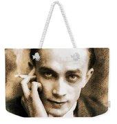 Conrad Veidt, Vintage Actor Weekender Tote Bag