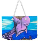 Conscious Thought Weekender Tote Bag