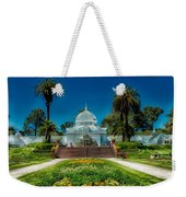 Conservatory Of Flowers - San Francisco Weekender Tote Bag