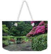 Conservatory Rain Weekender Tote Bag