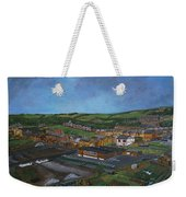 Consett, Blackhill, County Durham Weekender Tote Bag
