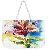 Consider The Lily Weekender Tote Bag