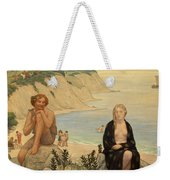 Consolation Of Ariadne Weekender Tote Bag