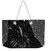 Conspiracy In The Snow Weekender Tote Bag