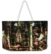 Conspiracy Of Silence Weekender Tote Bag
