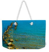 Constance Lake Landscape Weekender Tote Bag