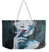 Constant In The Darkness Weekender Tote Bag