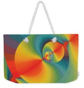 Constellation Of Planets Weekender Tote Bag