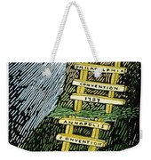 Constitution Cartoon Weekender Tote Bag