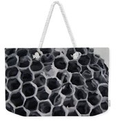Constructed Weekender Tote Bag by Erin Fickert-Rowland