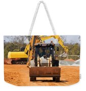 Construction Digger Weekender Tote Bag