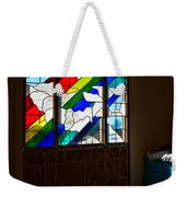 Construction Under Colors Weekender Tote Bag