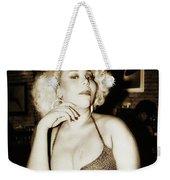 Consuela Del Rio. Drag Mother At The Weekender Tote Bag