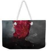Consumption Series, II Weekender Tote Bag by Daniel Hannih