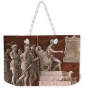 cont Giovanni Bellini Weekender Tote Bag
