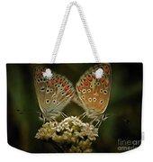 Contact - Detail Of The Butterflies Weekender Tote Bag