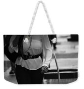 Contain My Whistles  Weekender Tote Bag