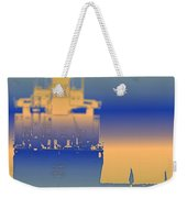 Container Sail 2 Weekender Tote Bag