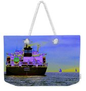 Container Sail Weekender Tote Bag