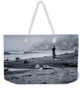 Contemplation - Beach - California Weekender Tote Bag