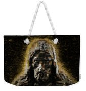 Contemplative Christ Weekender Tote Bag