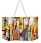 Contemporary Art Eight Weekender Tote Bag