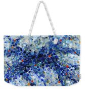 Contemporary Art Forty-nine Weekender Tote Bag