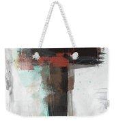 Contemporary Cross 1- Art By Linda Woods Weekender Tote Bag