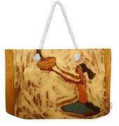 Contentment - Tile Weekender Tote Bag