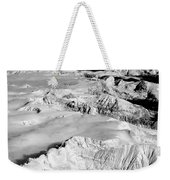 Continental Divide Clouds Rocky Mountains Weekender Tote Bag