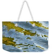 Continental Drift Weekender Tote Bag