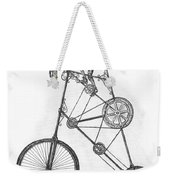 Contraption Weekender Tote Bag