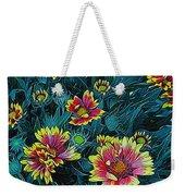Contrasting Colors Digital Art Weekender Tote Bag