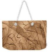 Contrite Weekender Tote Bag