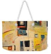 Controlled Spontaneity Weekender Tote Bag