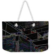 Convention Center Weekender Tote Bag