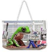 Conversational Art  Weekender Tote Bag