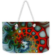Convolutions Weekender Tote Bag